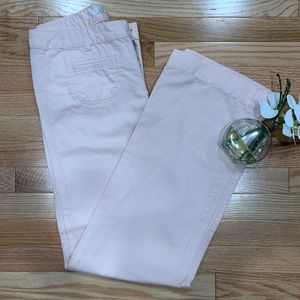 LOFT Pants - LOFT Trousers in pale pink